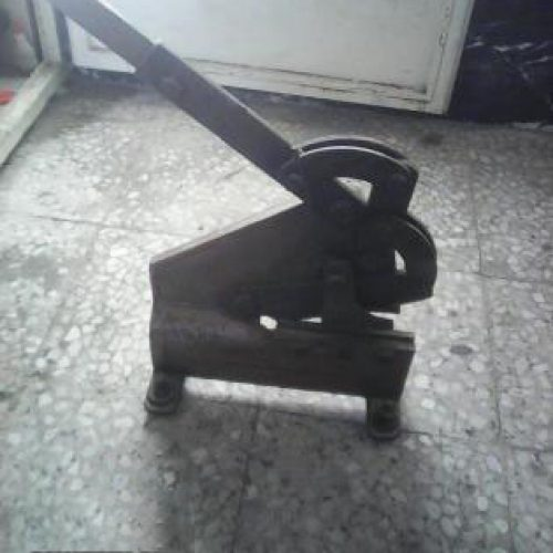قیچی آهن بر