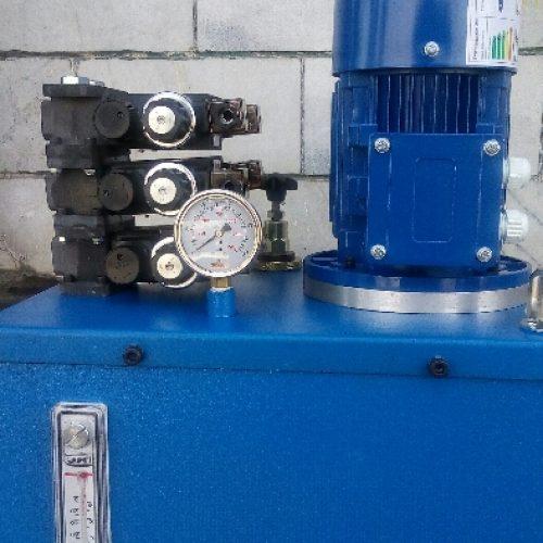 تعمیرات  جک و پمپ و پاوریونیت بالابر هیدرولیک و پنوماتیک