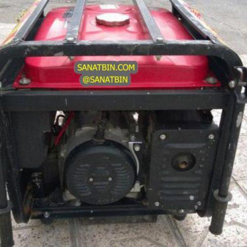 موتور برق 7500 وات