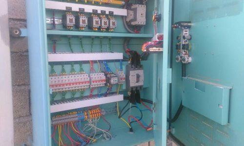 برق و اتوماسیون صنعتی و ساخت انواع تابلو برق