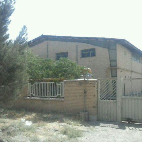 کارخانه در شهر صنعتی لیا قزوین
