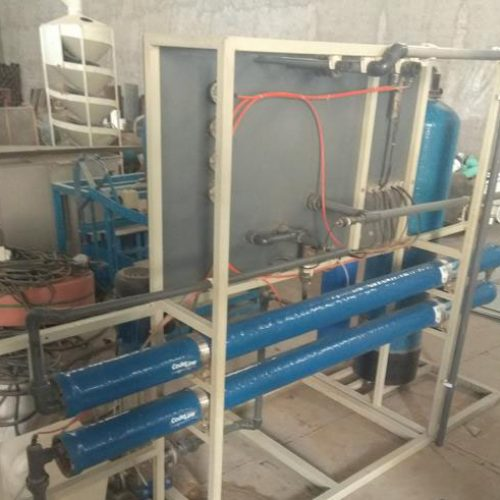 دستگاه تصفیه آب صنعتی بزرگ