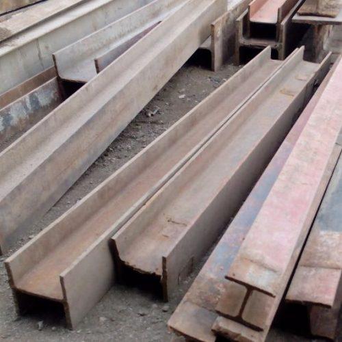 تیرآهن صنعتی(هاش)ناودانی و نبشی