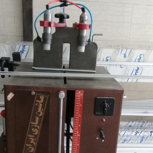 دستگاه برش آلومینیوم دو جداره