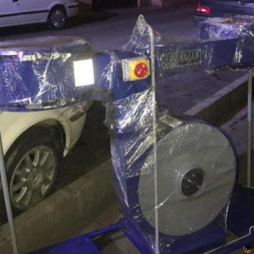 مکنده هواسازان دو قلو آکبند