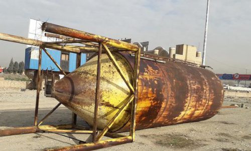 سیلو 80 تن