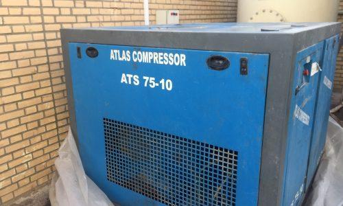 فروش کمپرسور هوا