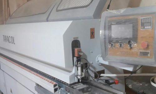 دستگاه لبه چسبان pvc