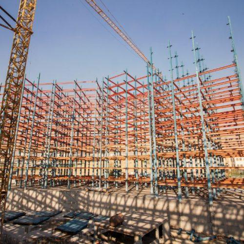 ساخت و اجرای اسکلت فلزی با مناسب ترین قیمت