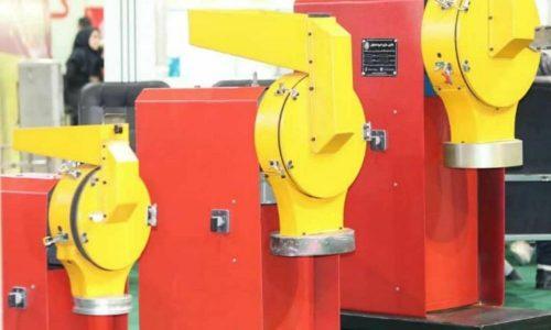 دستگاه اسیاب صنعتی و نیمه صنعتی