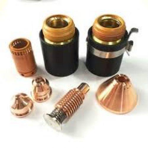 الکترود نازل هایپرترم_قطعات برش پلاسما هایپرترم_الکترود 220842