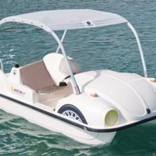 قایق پدالی فولکسی