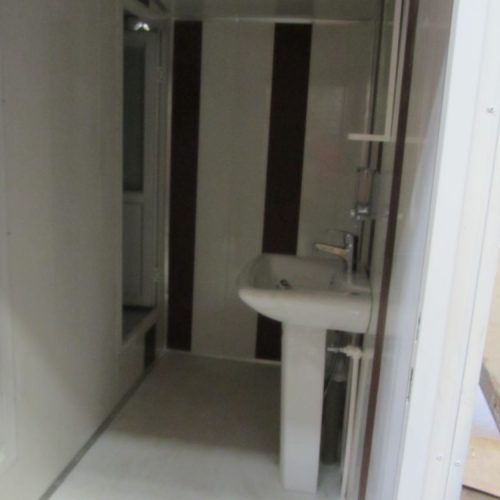 کفی و کاسه توالت سرویس بهداشتی(فایبرگلاس)