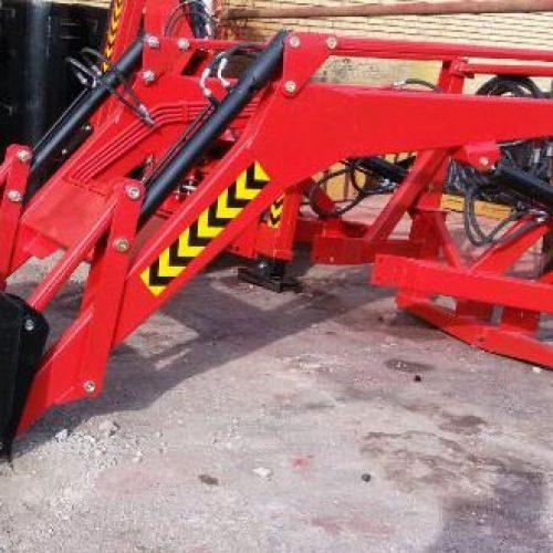 تولید کننده لودر جلو تراکتور 285 فرگوسن 4 جک و 3 جک-02133939802
