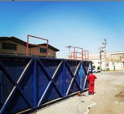 شرکت کاوه زرین سازنده انواع قطعات صنعتی و مخازن اسید در اهواز