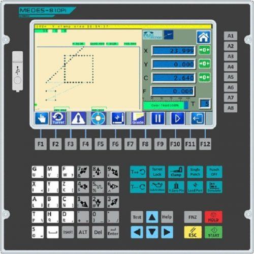 قوی ترین کنترلر برای ماشین آلات شیشه،برش،حکاکی و…