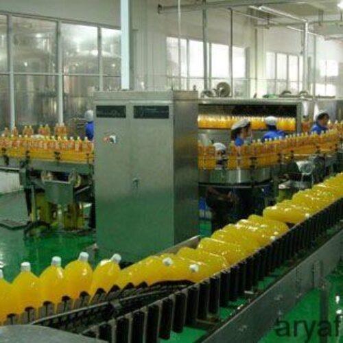 فروش کارخانه تولید آبمیوه