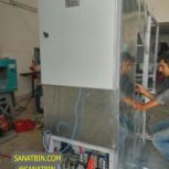 خم کن و کوبله لوله برق pvc