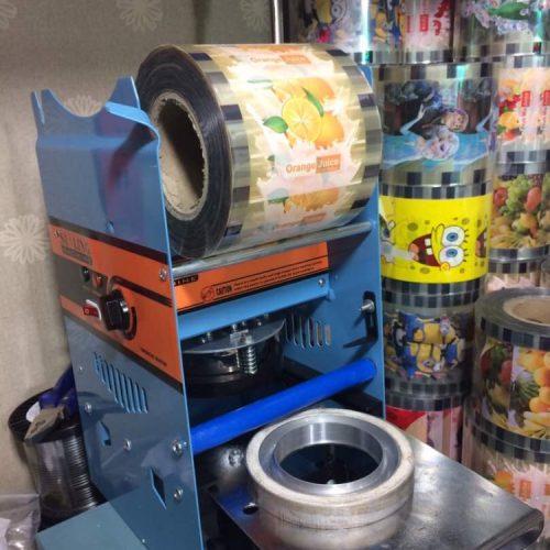 فروش دستگاه پک لیوان فروش دستگاه سیل لیوان