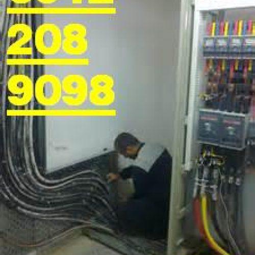 طراحي و ساخت تابلو برق صنعتي