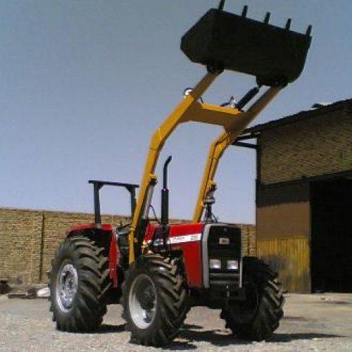 تولید کننده بیل جلو تراکتور 475 فرگوسن 4 جک و 3 جک-02133939802