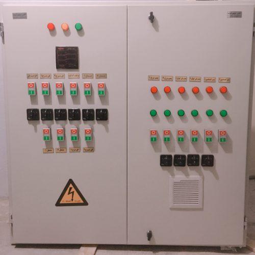 ساخت انواع تابلو برق