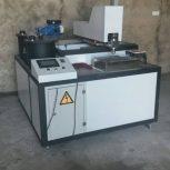 دستگاه تولید فیلتر هوا(کاغڋ چین کن_تزریق فوم)