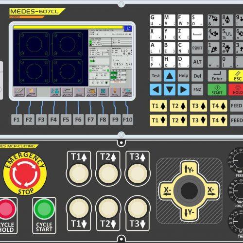 بهترین کنترلر اروپایی و کلیه تجهیزهات cnc برای تمامی ماشین الات