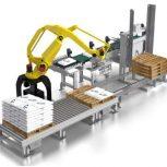 ساخت ربات پالتایزر برای تمامی خطوط کارخانه ها