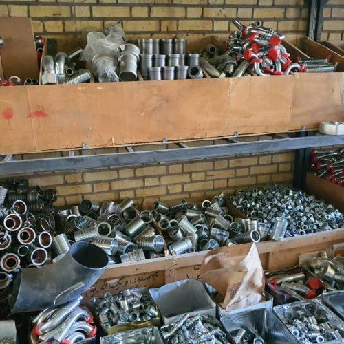 شرکت یاوران صنعت فولاد سپاهان