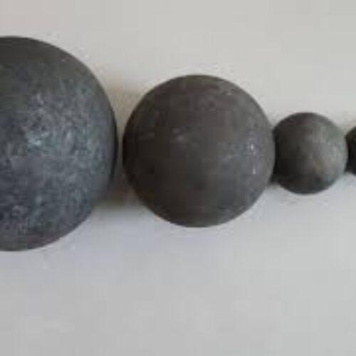گلوله فولادی فورج برای آسیاب های صنعتی خردکننده بالمیل در استخراج معدن