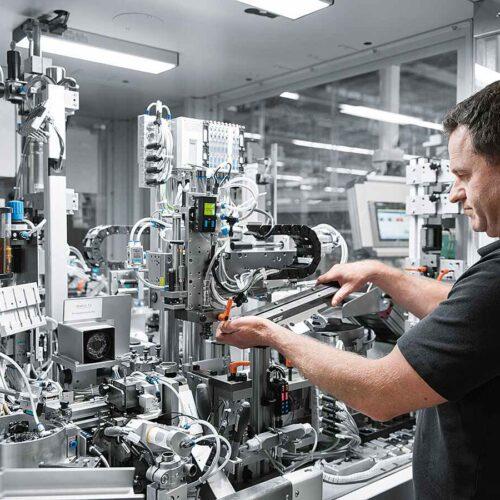 هیدرولیک پنوماتیک ابزار دقیق