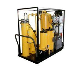 نوین احیاء سازنده دستگاه های فیلتراسیون روغن و سوخت