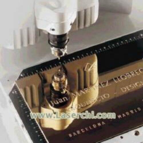 چاپ لیزری یراق آلات