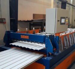 ساخت دستگاه تولید ورق دامپا طولی-پارس رول فرم-09121612740