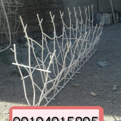 تولید حفاظ شاخ گوزنی پردیس