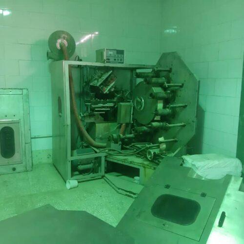 دستگاه چاپ لیوان و ظروف یکبار مصرف
