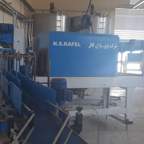 دستگاه خط تولید آب معدنی
